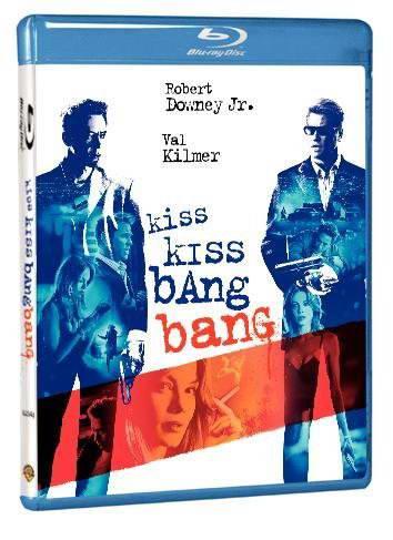 Kiss Kiss Bang Bang [Blu-ray] (2005) on DVD Blu-ray copy Reviews